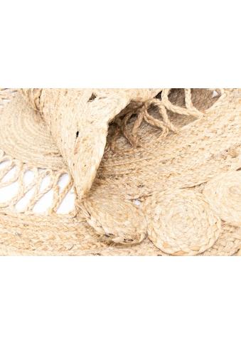 morgenland Teppich »Sisalteppich Teppich Shelley«, rund, 6 mm Höhe kaufen