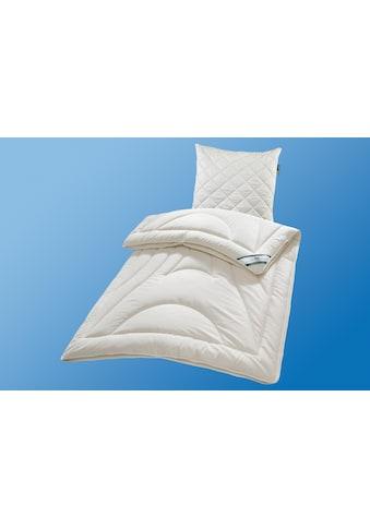 f.a.n. Schlafkomfort 4-Jahreszeitenbett »Heidi«, 4-Jahreszeiten, Füllung 80% Wolle/20%... kaufen