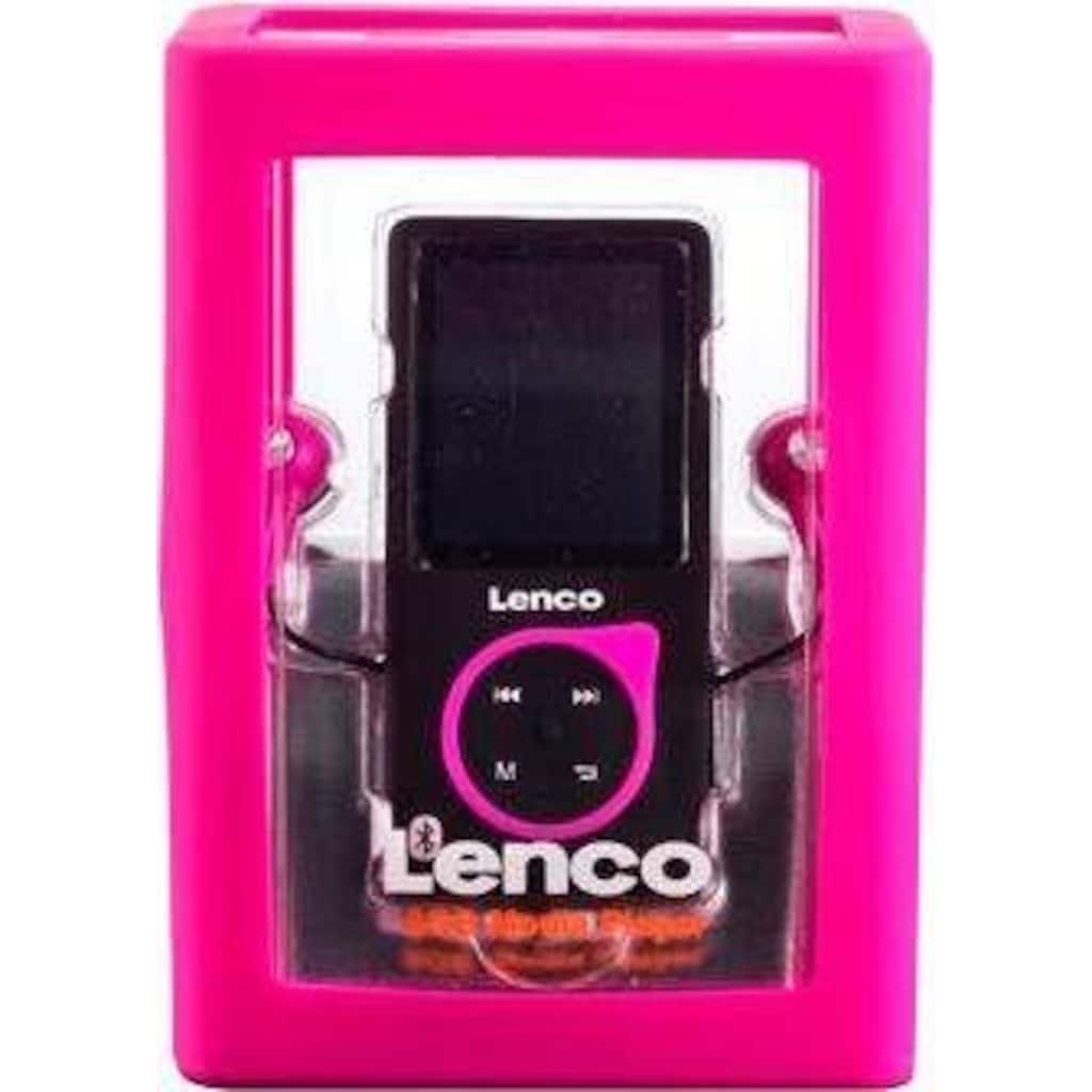 Lenco MP3-Player »XEMIO-768«, Bluetooth, 8 GB Festplatte