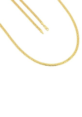 Firetti Königskette »3,6 mm breit, glanz, flach, beidseitig bombiert« kaufen