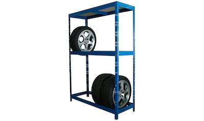 SZ METALL Schwerlastregal für 8 Reifen kaufen