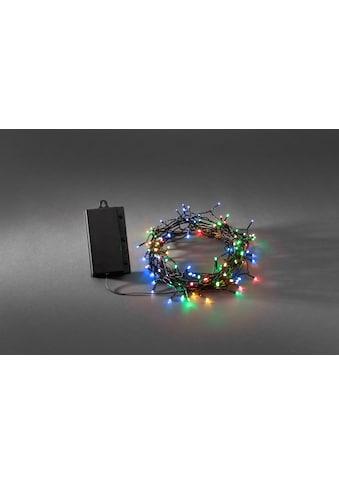 KONSTSMIDE LED-Lichterkette, 128 St.-flammig, LED Lichterkette, mit 8 Funktionen und... kaufen