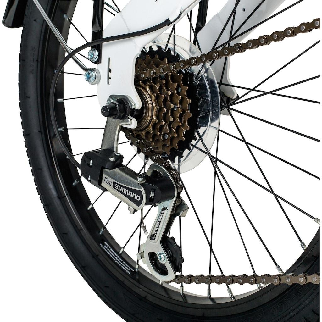 bergsteiger Faltrad »Windsor«, Kettenschaltung
