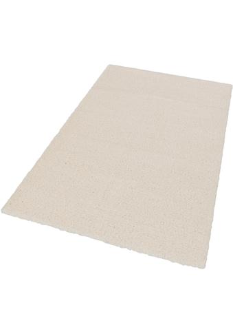 SCHÖNER WOHNEN-Kollektion Hochflor-Teppich »Energy«, rechteckig, 45 mm Höhe, Wunschmaß, weiche Microfaser, Wohnzimmer kaufen