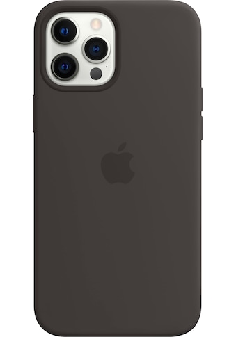 Apple Smartphone-Hülle »iPhone 12 / 12 Pro Silikon Case mit MagSafe«, iPhone 12... kaufen