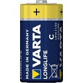 VARTA Batterie »LONGLIFE Alkaline Batterie C Baby LR14 6er Pack Made in Germany«, 1,5 V