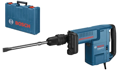 Bosch Professional Powertools Bohrhammer »GSH 11 E Professional«, (1 tlg.),... kaufen