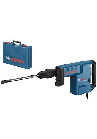 Bosch Professional Bohrhammer »GSH 11 E Professional«, (1 tlg.), Schlaghammer... kaufen