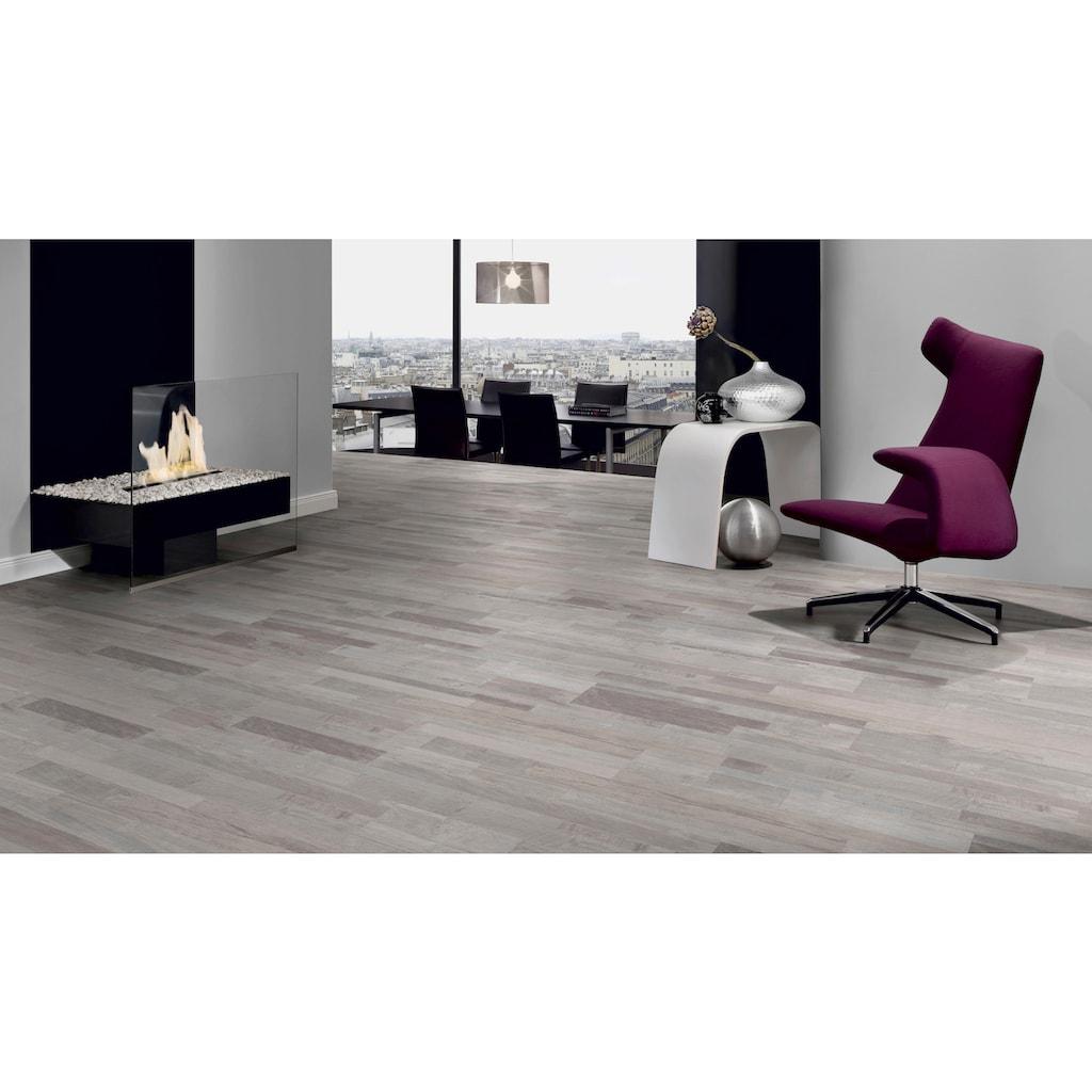 ter Hürne Laminat »Eiche-Mix kontrastbeige«, mit fühlbarer Oberfläche und Klicksystem