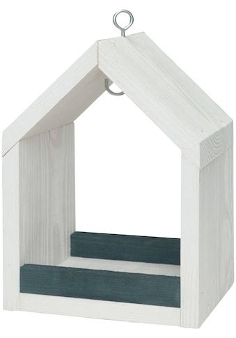 Kiehn-Holz Vogelhaus, BxTxH: 16x22x13 cm, ohne Rückwand kaufen