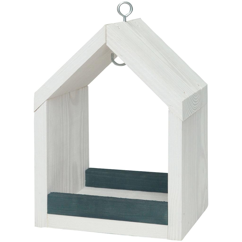 Kiehn-Holz Vogelhaus, BxTxH: 16x22x13 cm, ohne Rückwand