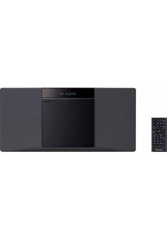 Pioneer »X - SMC02« Stereoanlage (UKW mit RDS, 20 Watt) kaufen
