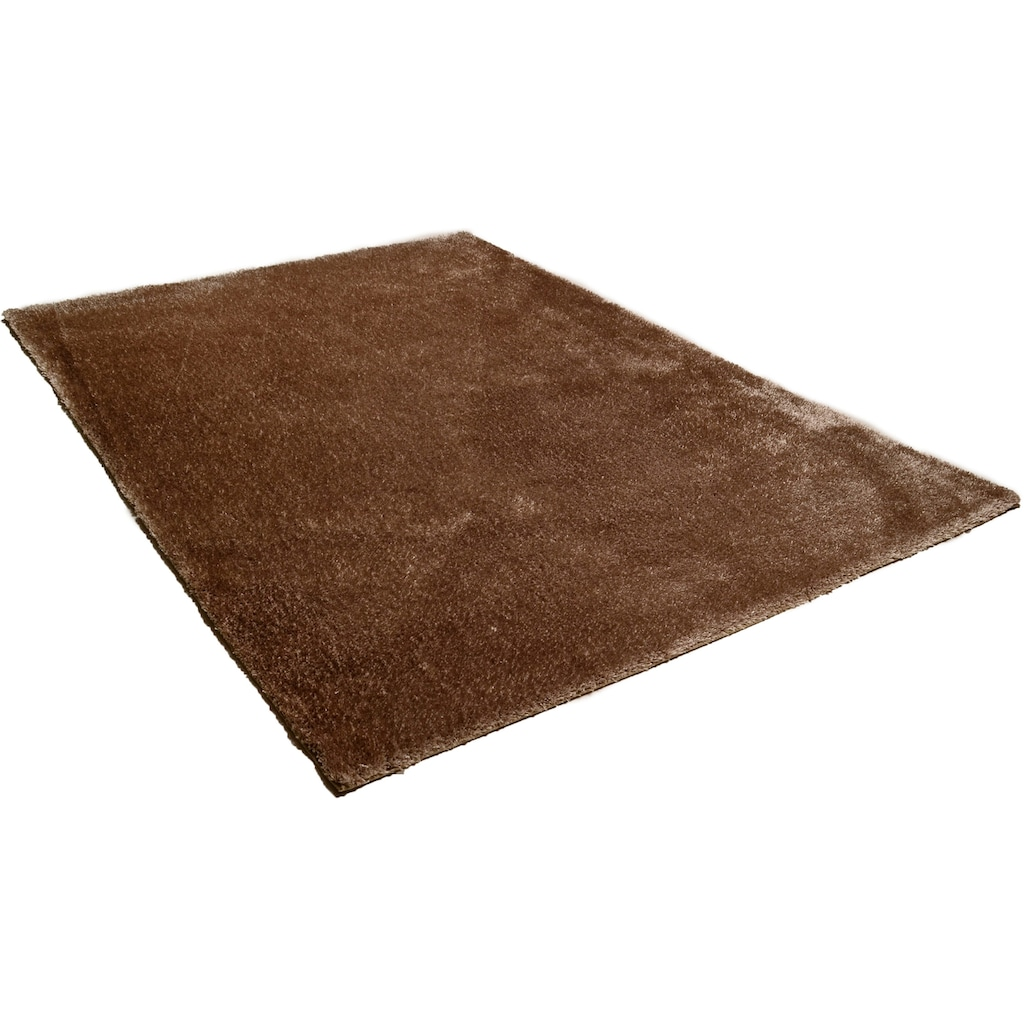 THEKO Hochflor-Teppich »Vido«, rechteckig, 32 mm Höhe, Wohnzimmer