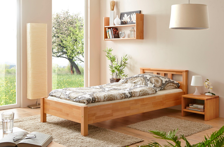 Ticaa Massivholzbett »Merci« | Schlafzimmer > Betten | Ticaa
