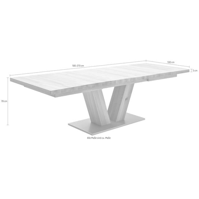 MCA furniture Esstisch »Managua A«