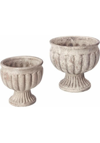 I.GE.A. Dekoschale »Antik - Keramikschale« (Set, 2) kaufen