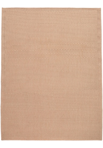 my home Teppich »Timberova«, rechteckig, 5 mm Höhe, In- und Outdoor geeignet, Wohnzimmer kaufen