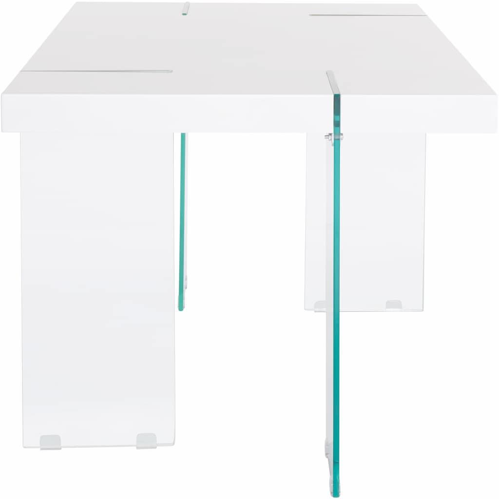 INOSIGN Esstisch »Travis«, Breite 160 cm, Gestell aus Glas