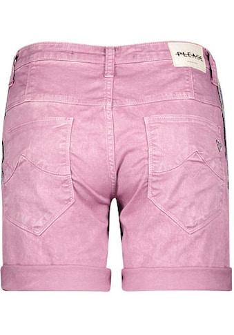 Please Jeans Shorts »D85B« kaufen