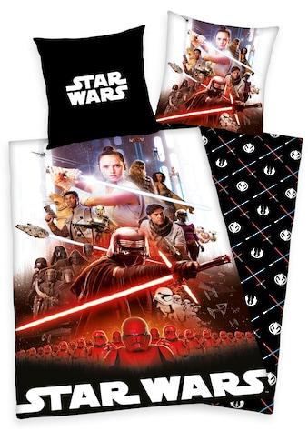 Wendebettwäsche »Star Wars 9«, Star Wars kaufen