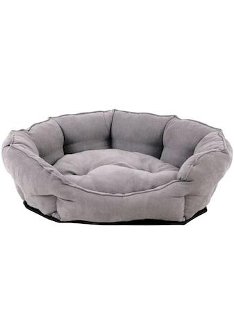 SILVIO design Tierbett »George L«, BxLxH: 53x63x20 cm, hellgrau kaufen