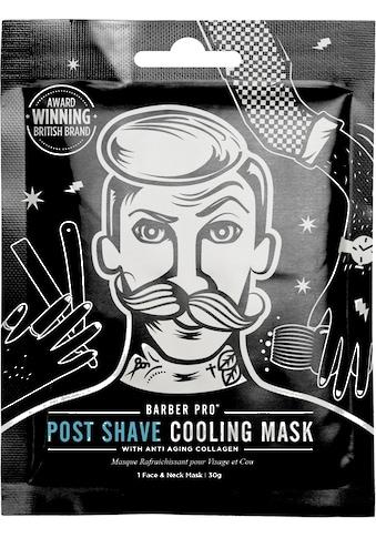 BARBER PRO Gesichtsmaske »Post Shave Cooling Mask™«, mit Anti-Aging Kollagen kaufen