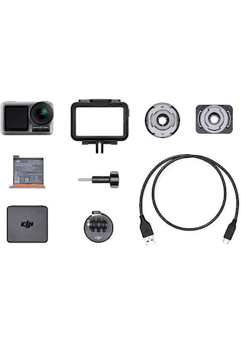 dji »OSMO Action« Action Cam (4K Ultra HD, Bluetooth WLAN (Wi - Fi)) kaufen