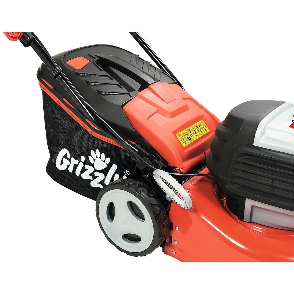 Grizzly Tools Elektrorasenmäher »ERM 1642 Trike«, 42 cm Schnittbreite