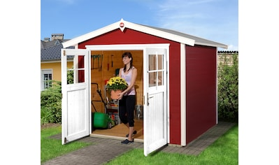 WEKA Gartenhaus »224 Gr.3«, BxT: 280x259 cm, inkl. Fußboden kaufen