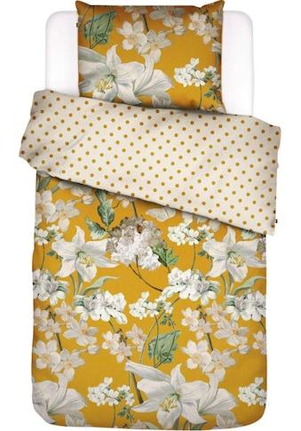 Essenza Wendebettwäsche »Rosalee«, mit holländischem Blumen-Muster kaufen
