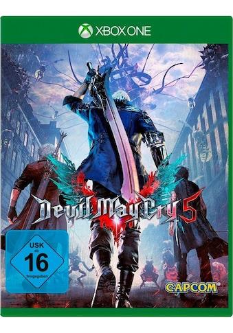 Capcom Spiel »DEVIL MAY CRY 5«, Xbox One, Software Pyramide kaufen