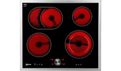 NEFF Elektro-Kochfeld von SCHOTT CERAN® »T16BT76N0«, T16BT76N0, mit TwistPad® Bedienung kaufen