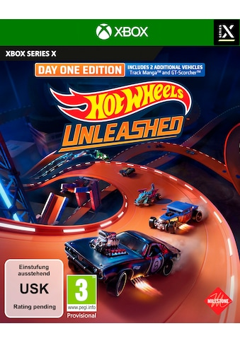 Koch Media Spiel »Hot Wheels Unleashed Day One Edition«, Xbox Series X kaufen