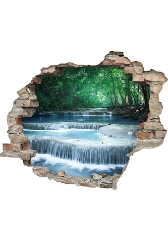 queence Wandtattoo »Fluss« kaufen