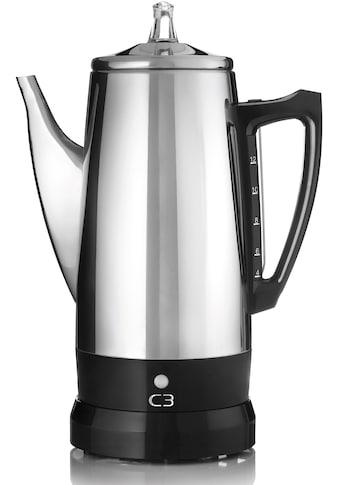 C3 Kaffeebereiter »Perkolator Basic« kaufen