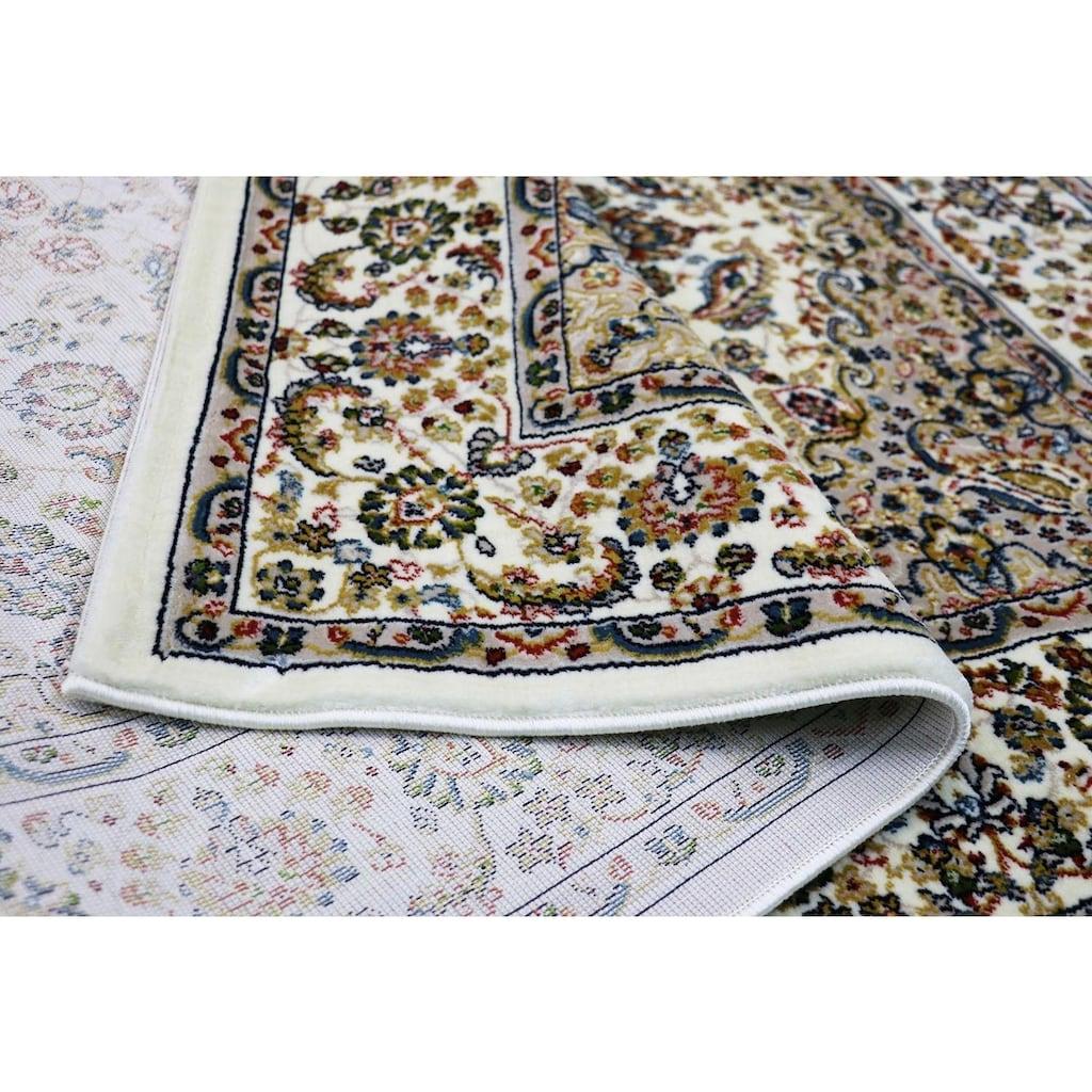 RESITAL The Voice of Carpet Teppich »Phenomen 0227«, rechteckig, 9 mm Höhe, Kurzflor, gewebt, Orient-Optik, Wohnzimmer