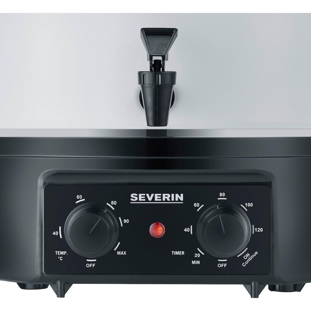 Severin Einkochautomat »EA 3655«, 27 l Füllmenge, 1800 W