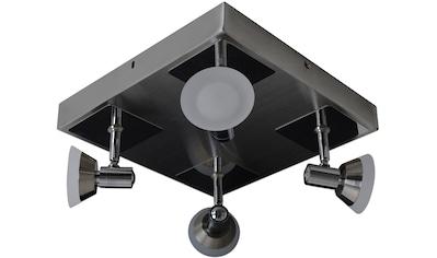 """näve,LED Deckenleuchte»4er LED - Deckenleuchte """"Jericho"""" d:28cm«, kaufen"""