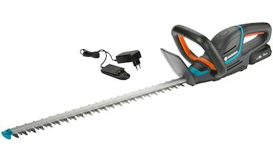 GARDENA Akku-Heckenschere »ComfortCut 60/18 V P4A Ready-To-Use-Set« kaufen