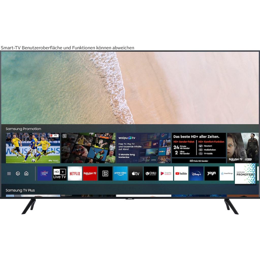 "Samsung LED-Fernseher »GU55TU7079U«, 138 cm/55 "", 4K Ultra HD, Smart-TV"