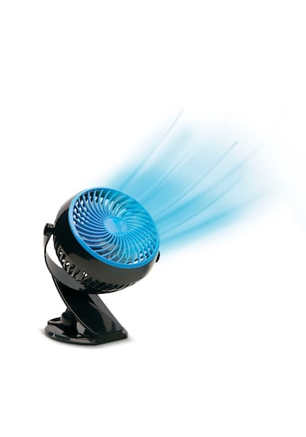 LIVINGTON Akku-Standventilator »Go Fan«, schwarz kaufen
