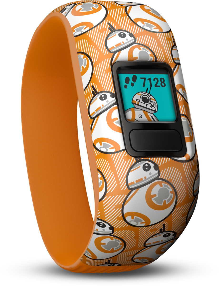 Garmin Activity Tracker »vivofit jr. 2 Disney Minnie Maus, Größe XS« | Schmuck > Armbänder > Fitness-Armbänder | Orange | GARMIN