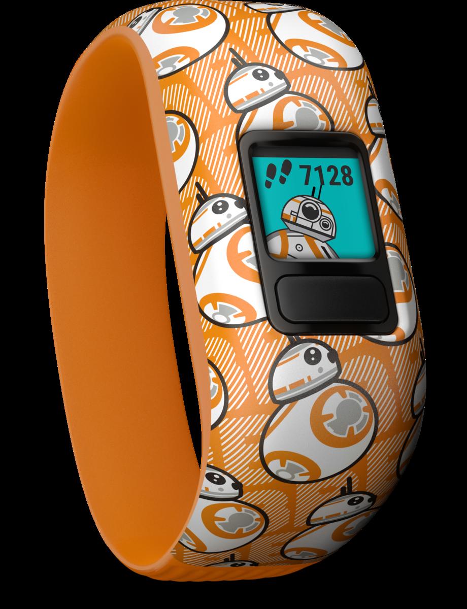 Garmin Activity Tracker »vivofit jr. 2 Disney Minnie Maus, Größe XS« | Schmuck > Armbänder > Fitness-Armbänder | Orange | GARMIN