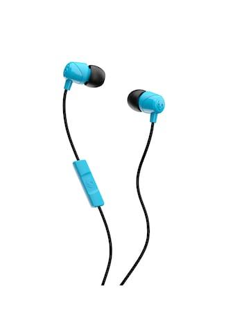 Skullcandy Headset »JIB IN - EAR W/MIC 1 Blue/Black« kaufen