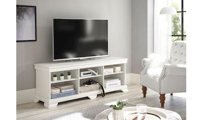 Home affaire Lowboard »Royal«, exclusiv Design im Landhausstil kaufen