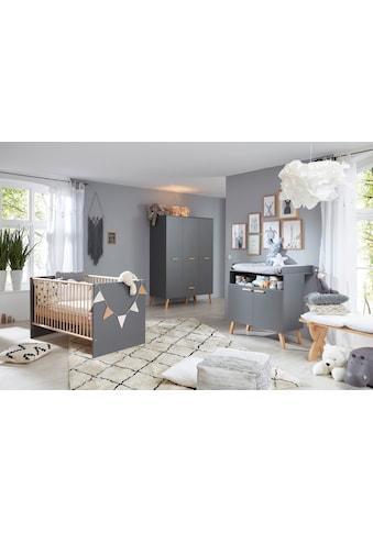 Babyzimmer - Komplettset »Toronto« (Set, 3 - tlg) kaufen