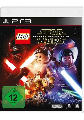 Warner Games Spiel »Lego Star Wars: Das Erwachen der Macht«, PlayStation 3, Software... kaufen