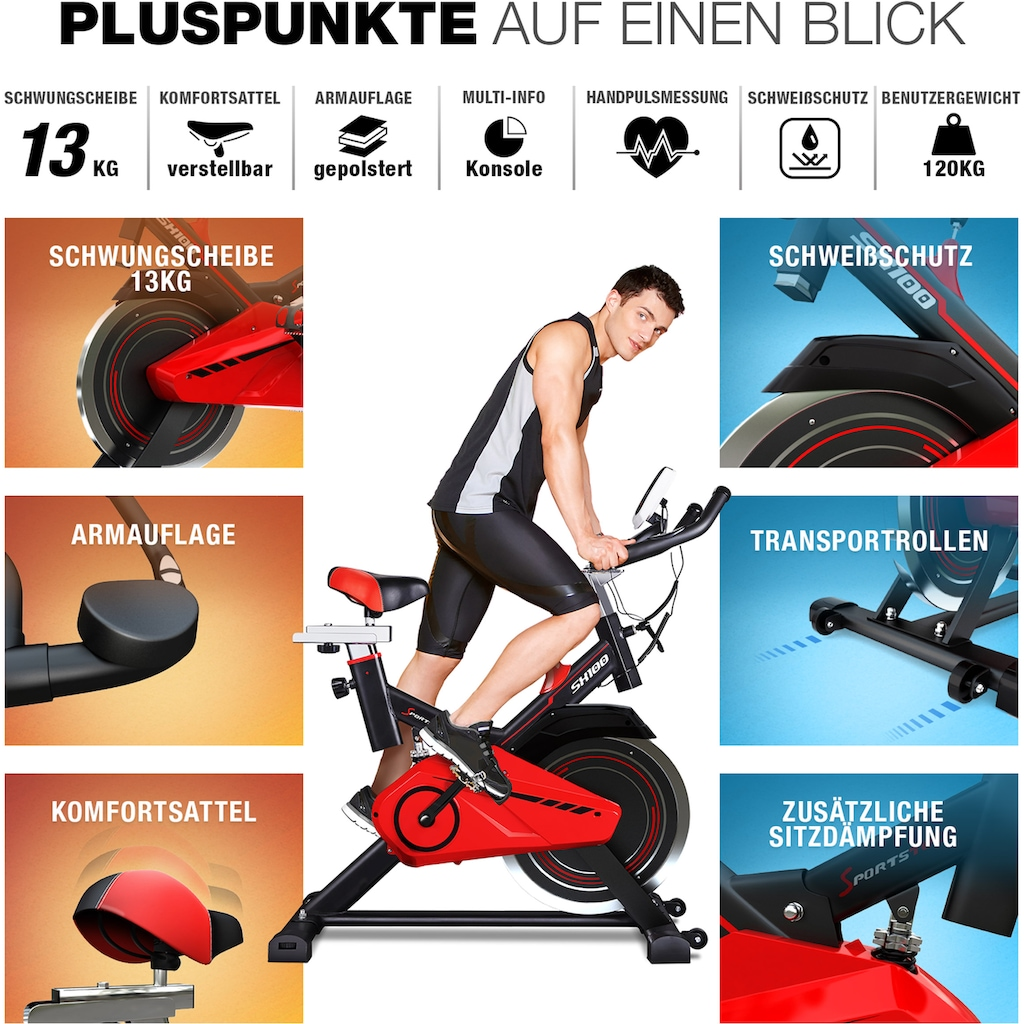 Sportstech Speedbike »SX100«