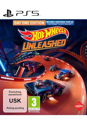 Koch Media Spiel »Hot Wheels Unleashed Day One Edition«, PlayStation 5 kaufen