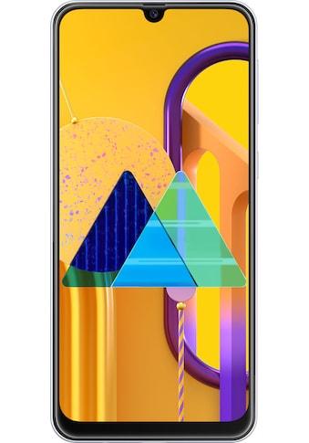 """Samsung Smartphone »Galaxy M30S«, (16,21 cm/6,4 """", 64 GB Speicherplatz, 48 MP Kamera) kaufen"""
